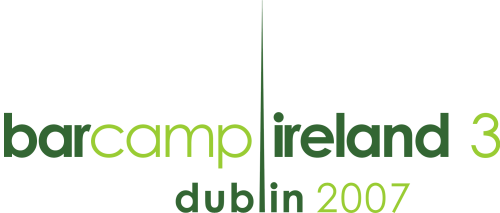 Barcamp Dublin Logo